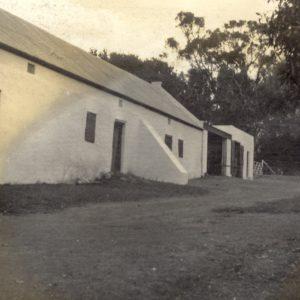buttress 1923